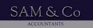 Sam & Co Accountants Logo